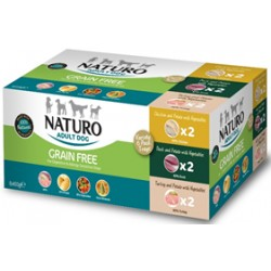 Naturo Adult GRAIN FREE Poultry Variety Pack
