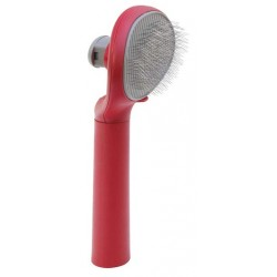 Le Salon Self-Cleaning Slicker Brush
