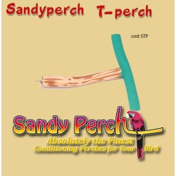 SANDY PERCH T SMALL 9""