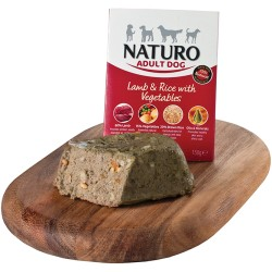 Naturo Lamb & Rice with Vegetables