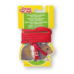 LW Hamster Harness & Lead Set
