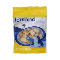 FISH SNACK PER CANI Iceland Pet - Original