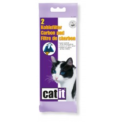 Catit Carbon Pads/Hooded Cat Pan
