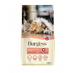 Burgess Adult Cat- Rich in Scottish Salmon