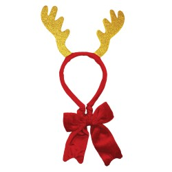 Sparkly Antlers Small – Medium