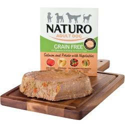 Naturo Salmon & Potato GRAIN FREE