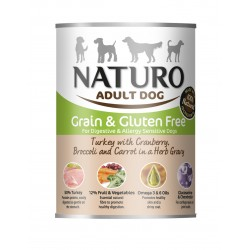 Adult Dog - Grain Free Duck Can in a Herb Gravy